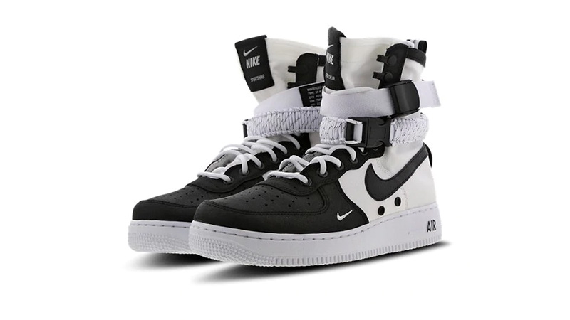 Nike SF Air Force 1 High 1 Black White