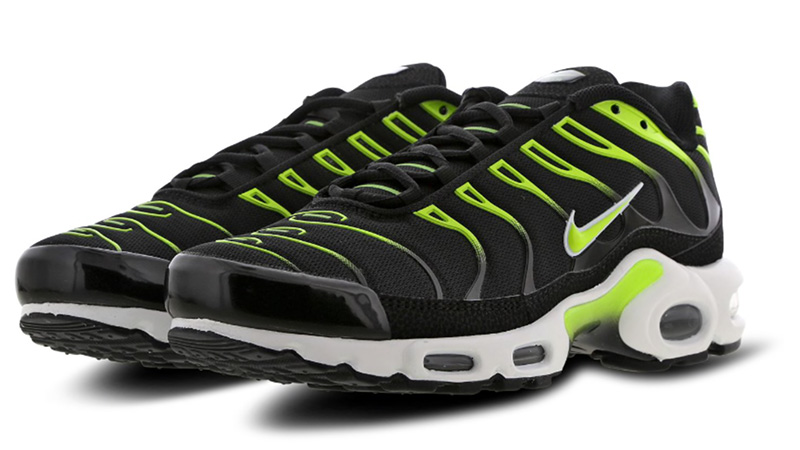Nike Tuned 1 Black Volt - Where To Buy - 852630-037 | The Sole
