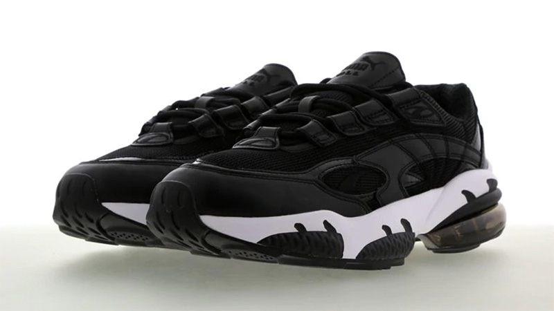 PUMA Cell Venom Black White