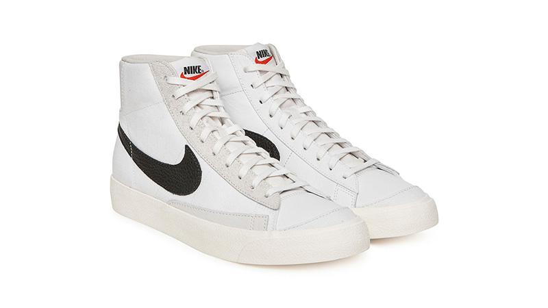 Slam Jam x Nike Blazer Mid Class 1977 White