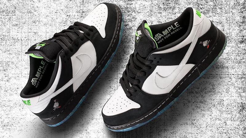 Staple x Nike SB Dunk Low Panda Pigeon