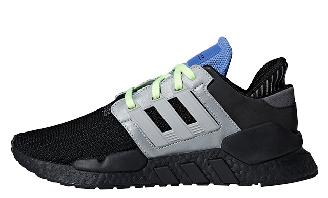 adidas EQT Support 91 18 Black Grey CG6170