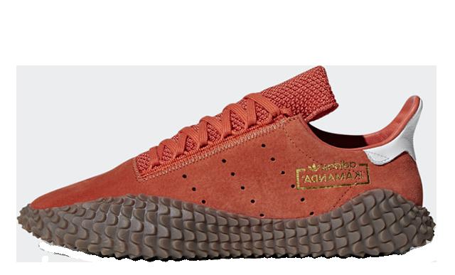 adidas Kamanda Orange Gum DB2776