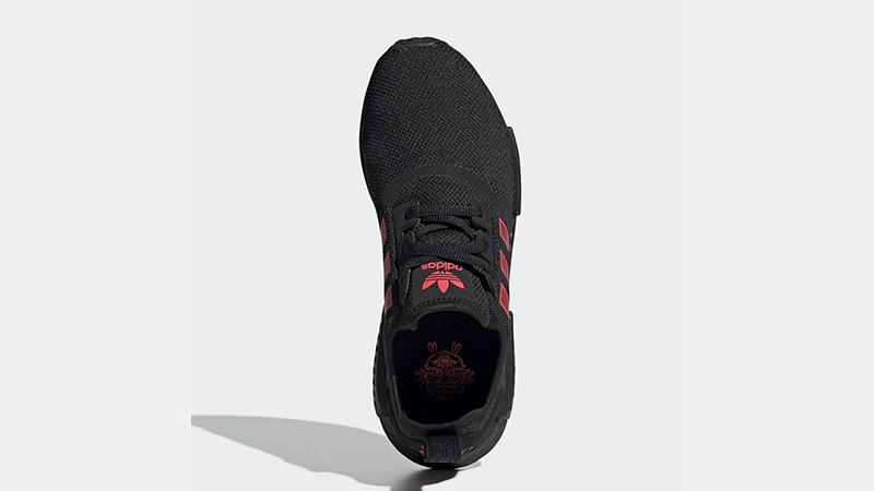 adidas NMD R1 Black CNY G27576 02