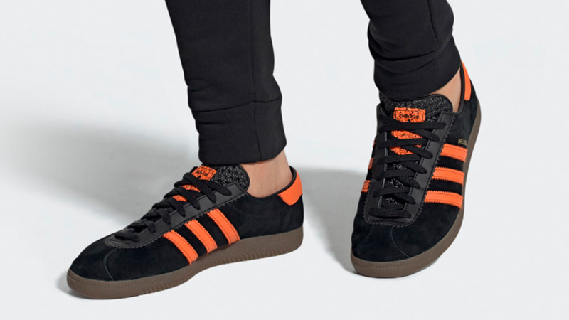 adidas Brussels Black Orange | Where To