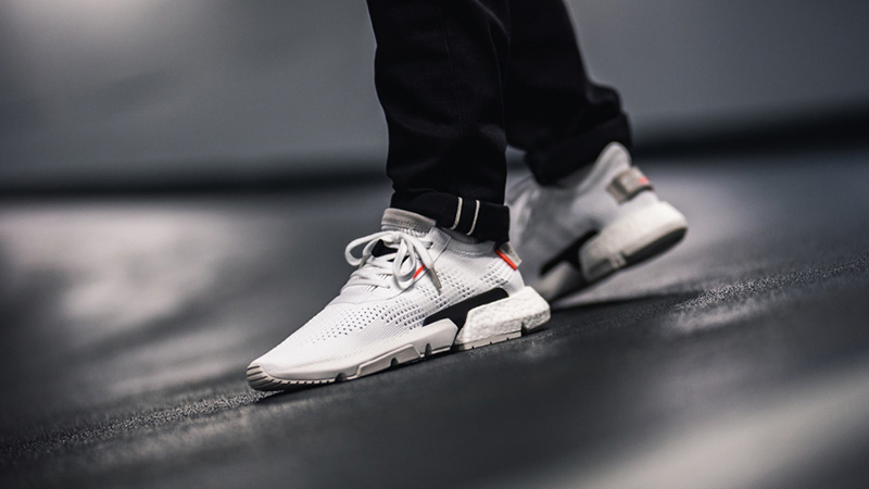 adidas P.O.D. S3.1 White Red