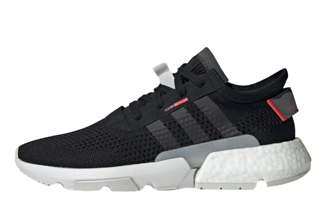 adidas POD S3 1 Black Red BD7877