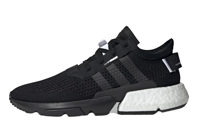 adidas POD S3 1 Black White DB3378