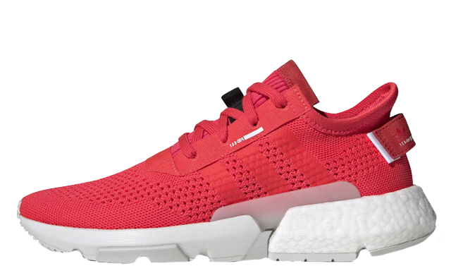 adidas POD S3 1 Red White CG7126