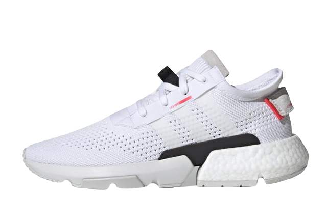 adidas POD S3 1 White Red DB3537