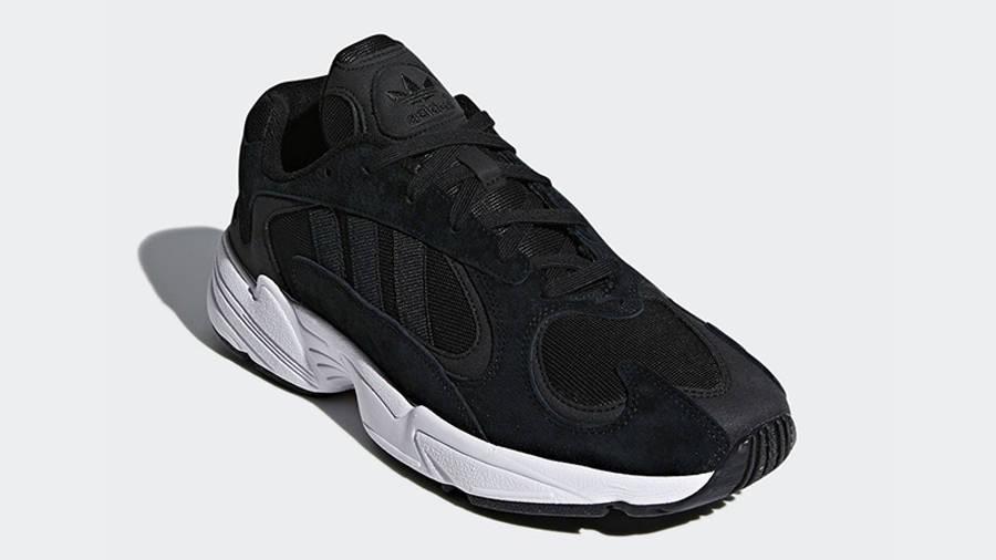 adidas Yung 1 Black White   Where To