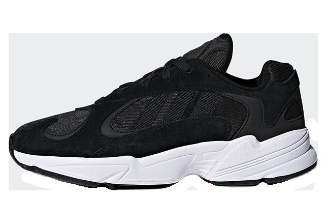 adidas Yung 1 Black White CG7121