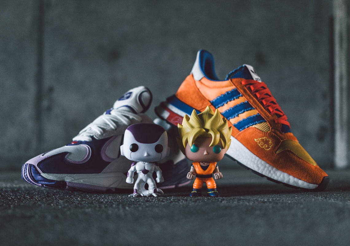 The Entire Adidas X Dragon Ball Z Collection revealed for