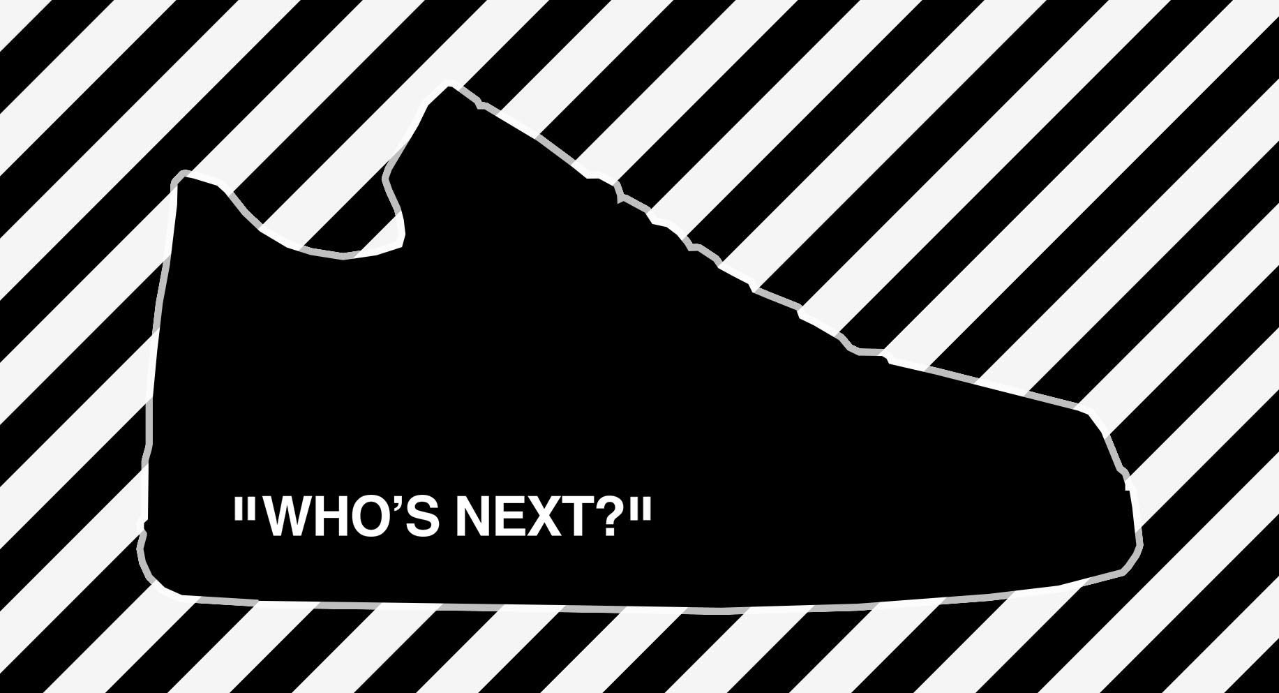 "Who Should Off-White Collaborate With Next After ""THE TEN""?"