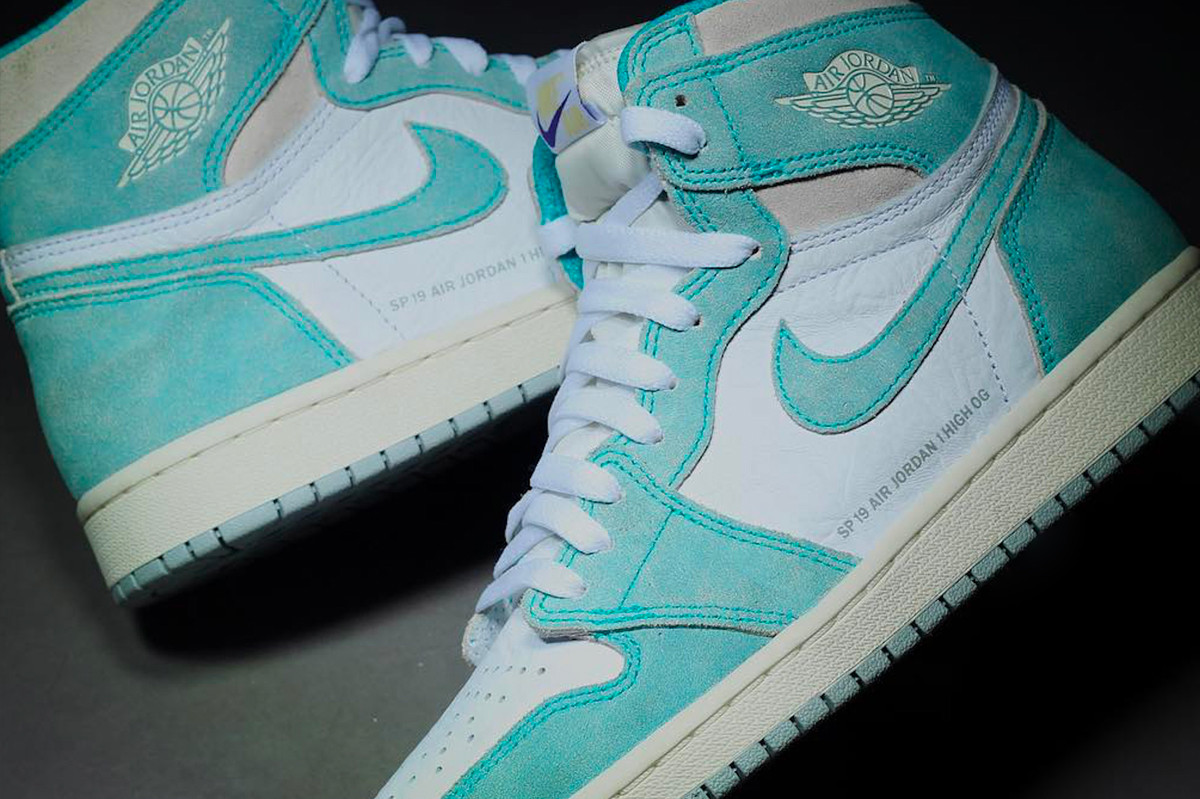 The Air Jordan 1 'Turbo Green' Finally Gets A Release Date