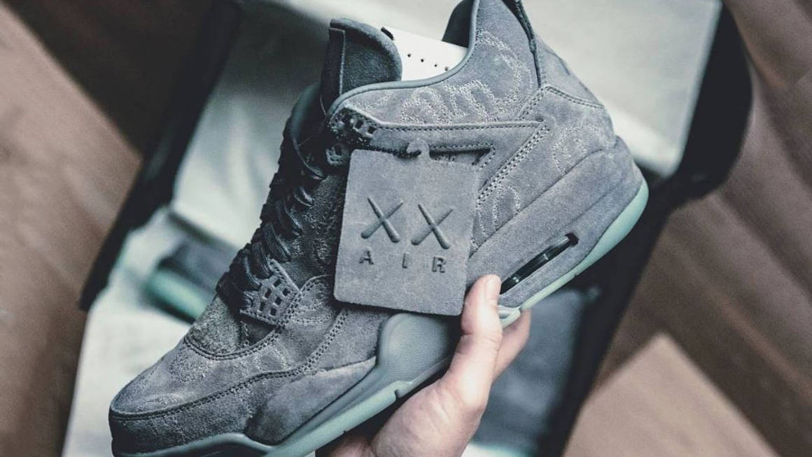 Another KAWS x Jordan 4 Is Coming In 2019 2