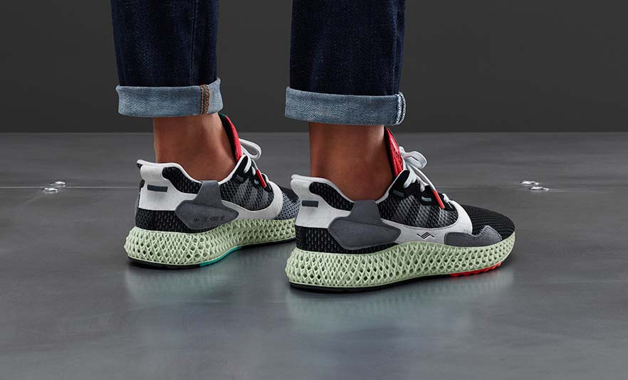 The adidas ZX 4000 4D 'Black Onix' Is Coming Much Sooner Than Expected