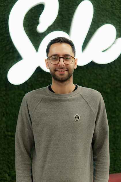 Pedrom Pourkashanian - Head Of Acquisition