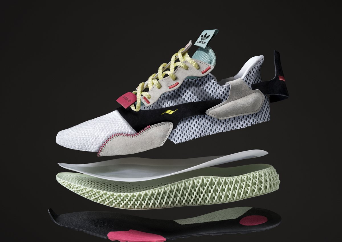 Why The adidas ZX 4000 4D Didn't Live