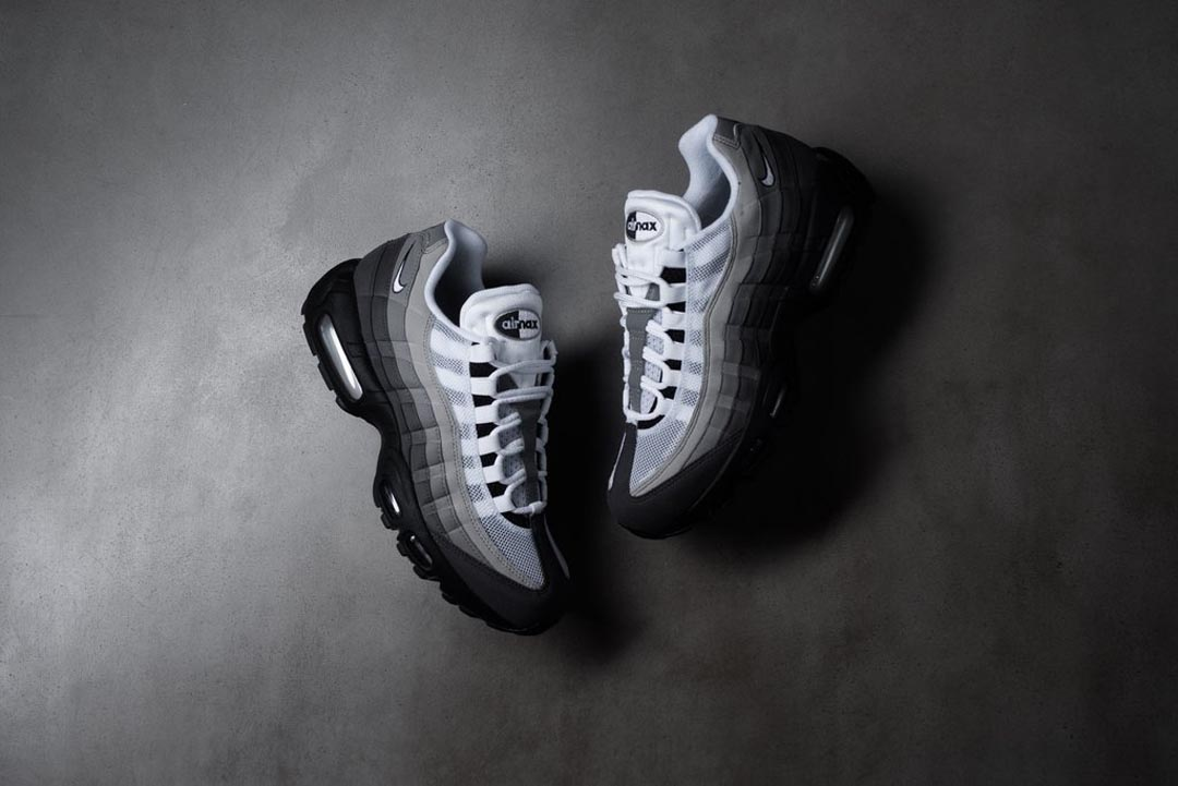 The Nike Air Max 95 'Granite Dust' Is The Ultimate All Year
