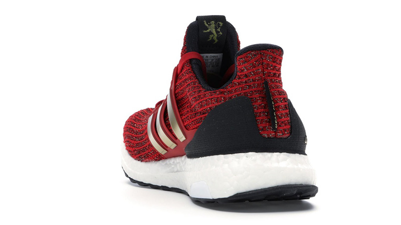 Enfatizar Autónomo proyector  Game Of Thrones x adidas Ultra Boost House Lannister | Where To Buy |  EE3710 | The Sole Supplier