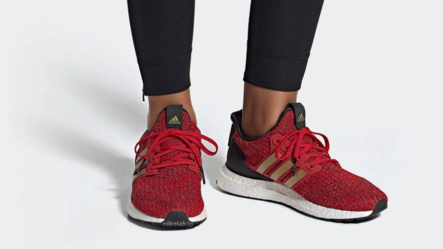 GAME OF THRONES X WMNS ULTRABOOST 4.0 'HOUSE LANNI