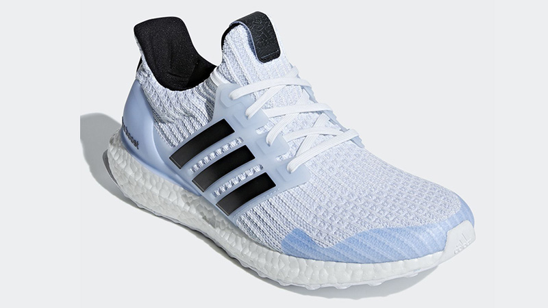 Game Of Thrones x adidas Ultra Boost White Walker