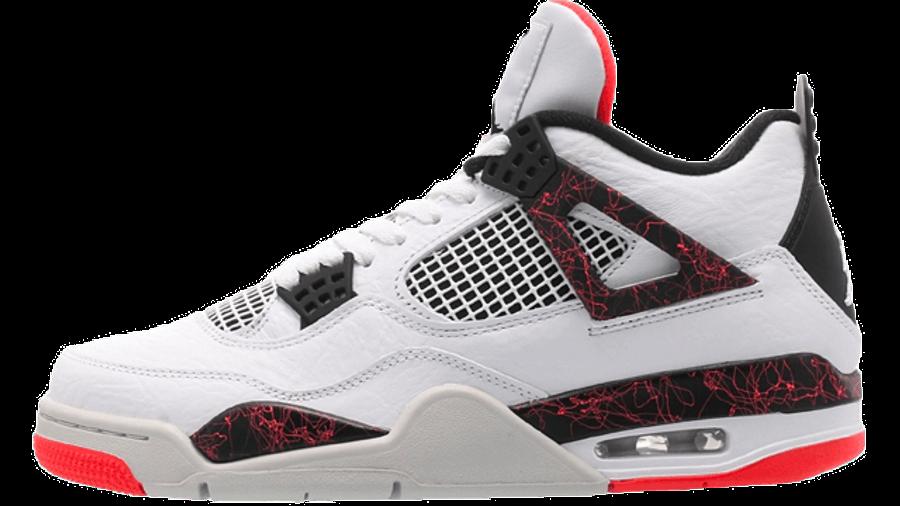 Nike Air Jordan 4 Hot Lava | Where To Buy | 308497-116 | The Sole ...