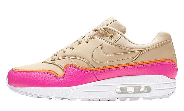 Nike Air Max 1 Brown Pink | 881101-202