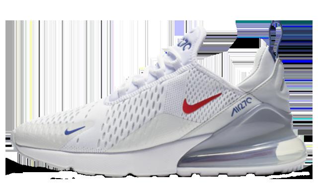 Nike Air Max 270 White Red | CD7338-100