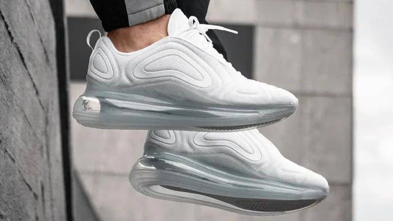 Nike Air Max 720 Metallic White Where To Buy Ao2924 100 The