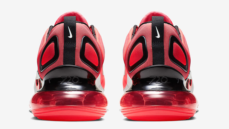 Nike Air Max 720 Red Black Where To Buy Ao2924 600 The Sole