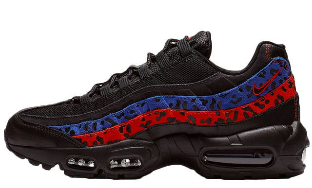 Nike Air Max 95 Black Leopard Women's | CD0180-001