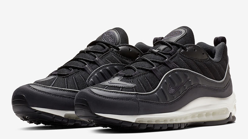 Nike Air Max 98 'White & Black &