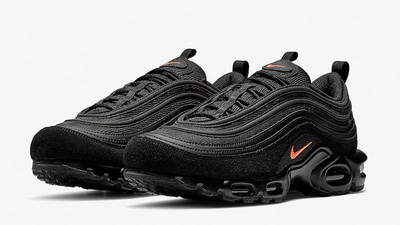 Nike Air Max Plus 97 Black   Where To Buy   CD7862-002   The Sole ...