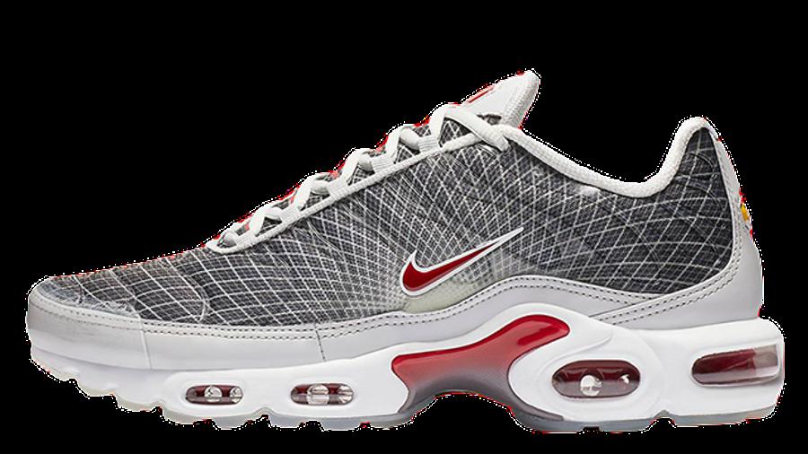 Nike TN Air Max Plus Grey Red | Where