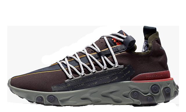 Nike React WR ISPA Velvet Brown AR8555-200 08