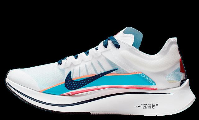 Nike Zoom Fly SP AS Multi Womens BQ7940-140