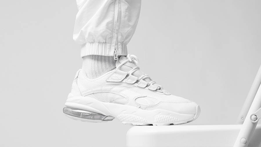 Federal diferente damnificados  PUMA Cell Venom Reflective White | Where To Buy | 369701-02 | The Sole  Supplier