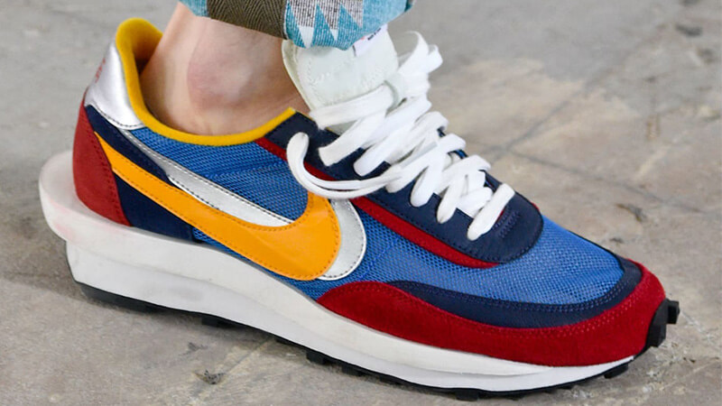 shake Requisiti Vettore  Sacai x Nike LDV Waffle Daybreak Blue - Where To Buy - BV0073-400 | The  Sole Supplier
