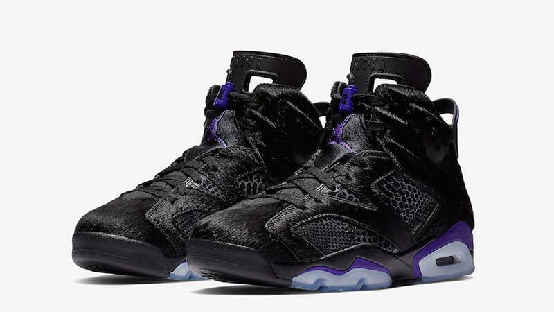 Social Status x Air Jordan 6 Dark