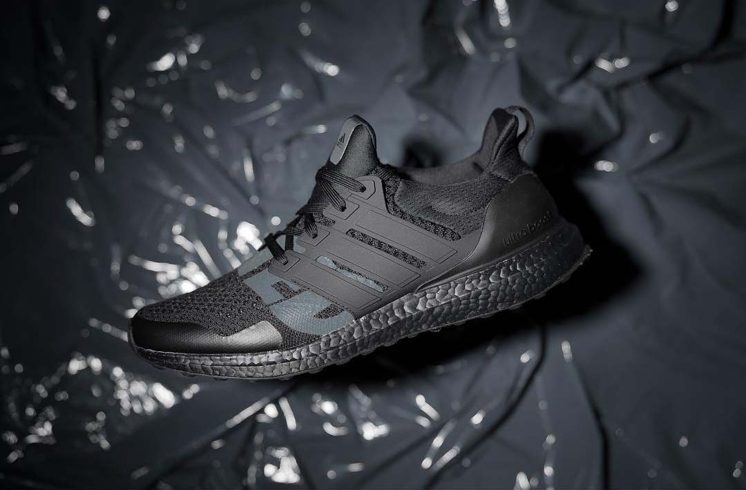 Look Out For The Undefeated x adidas Ultra Boost White 2019