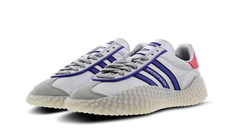 adidas Country X Kamanda Silver Blue