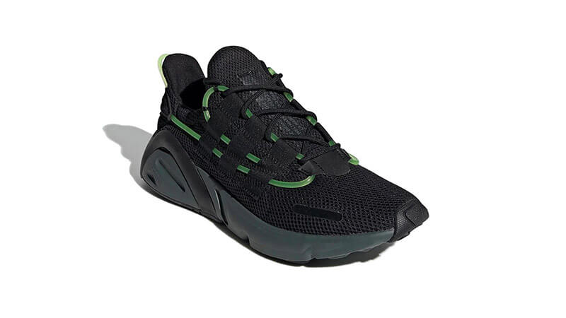 adidas LXCON Black Green