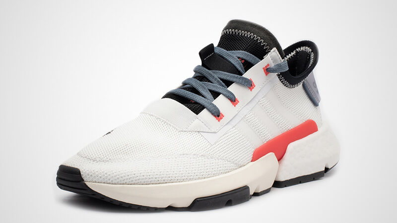 adidas P.O.D. S3.1 White Red   Where To