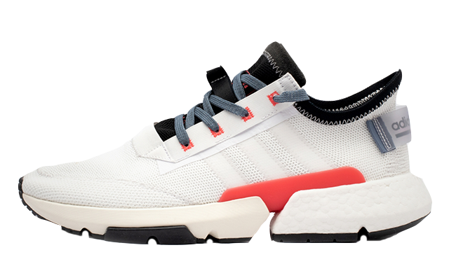 adidas P.O.D. S3.1 White Red | DB2928