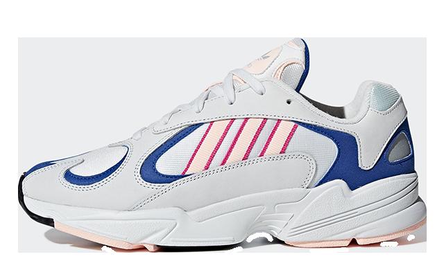 adidas Yung 1 White Pink | BD7654