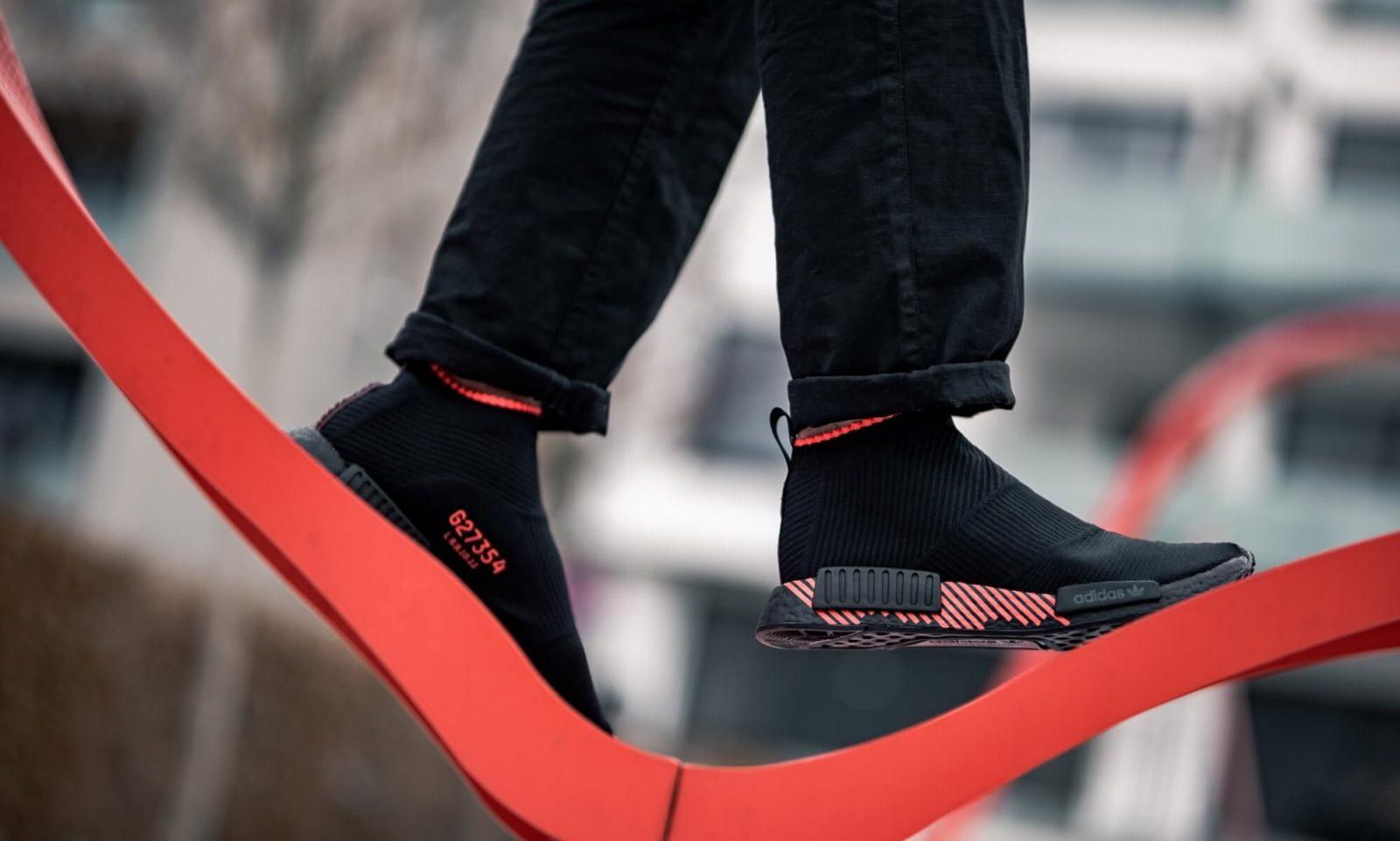 nmd cs1 black red Shop Clothing \u0026 Shoes