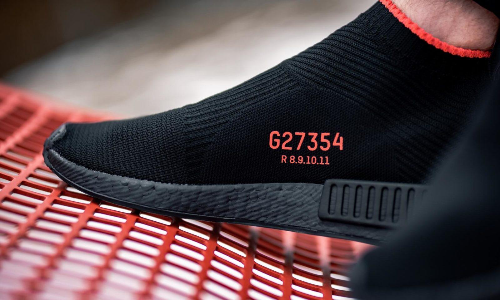 adidas nmd cs1 black red Shop Clothing
