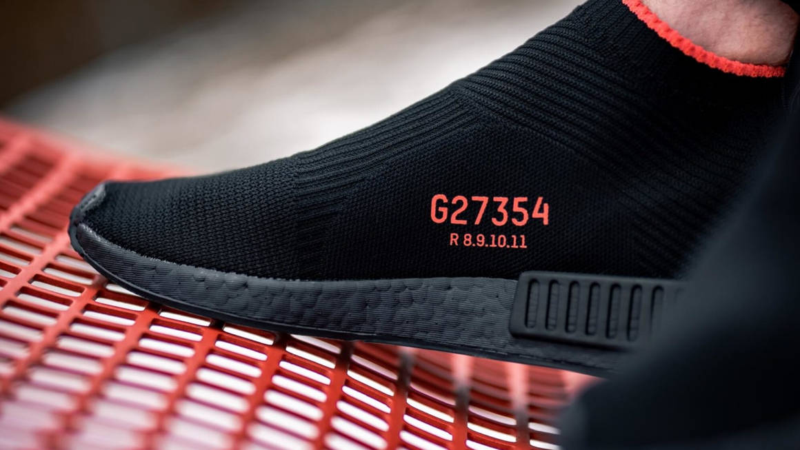 The adidas Originals NMD CS1 'Shock Red